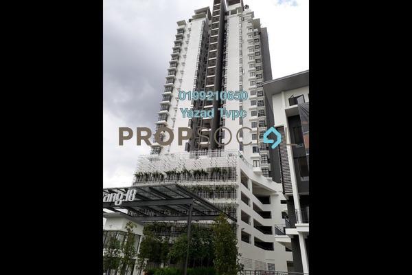 For Rent Condominium at Selayang 18, Selayang Leasehold Semi Furnished 3R/2B 1.8k