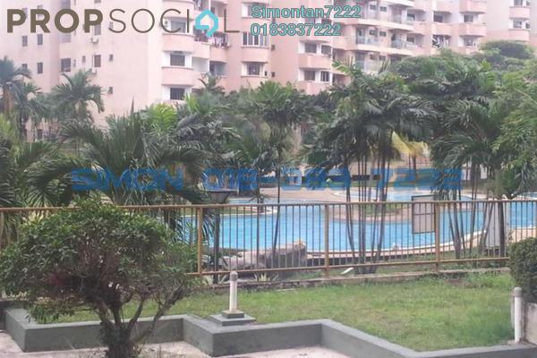 For Rent Apartment at Bandar Baru Klang, Klang Leasehold Semi Furnished 3R/2B 1.1k