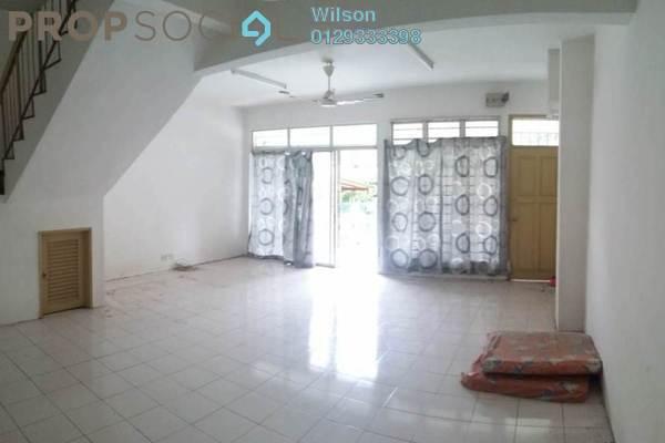 For Sale Terrace at Taman Puncak Jalil, Bandar Putra Permai Leasehold Semi Furnished 4R/3B 519k