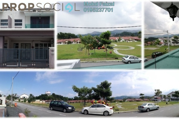 For Rent Terrace at Lavender Heights, Senawang Freehold Semi Furnished 4R/3B 1.2k