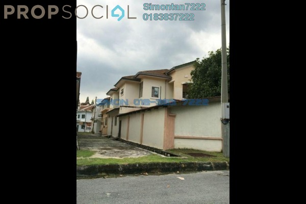 For Sale Terrace at Puteri 10, Bandar Puteri Puchong Freehold Semi Furnished 4R/3B 1.8m