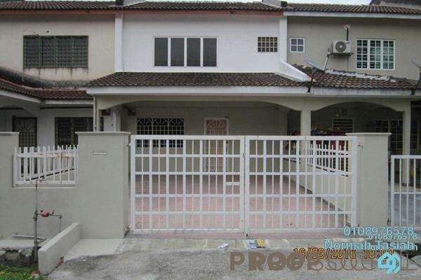 For Sale Terrace at Taman Kancing Jaya, Rawang Leasehold Unfurnished 3R/2B 400k