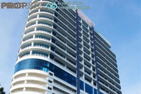 For Rent Shop at Suntech, Bayan Baru Freehold Fully Furnished 0R/0B 2.5k