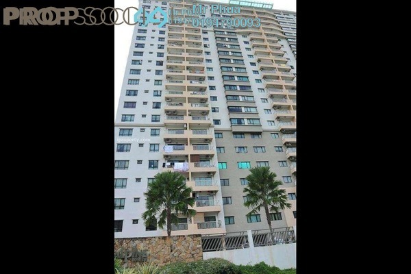 For Rent Condominium at Alpine Tower, Bukit Jambul Leasehold Fully Furnished 3R/2B 2.2k