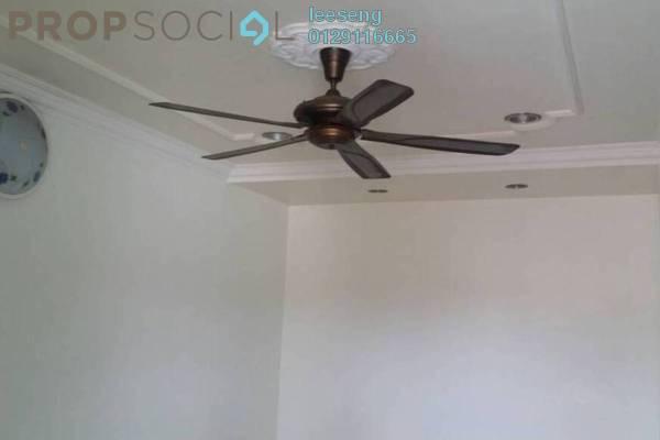 For Sale Terrace at Taman Sri Andalas, Klang Leasehold Semi Furnished 4R/3B 430k
