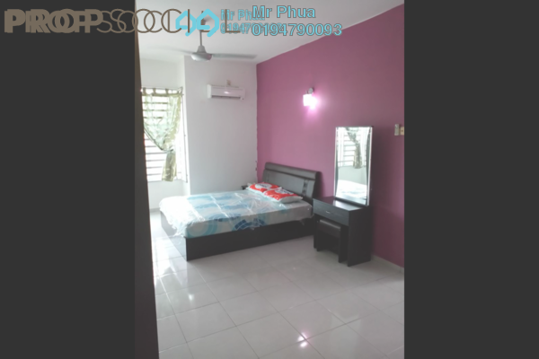 For Rent Condominium at Kelisa Heights, Seberang Jaya Freehold Semi Furnished 3R/2B 1k