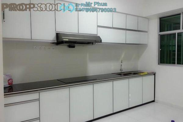 For Rent Condominium at Pinang Laguna, Seberang Jaya Freehold Unfurnished 3R/2B 1.1k