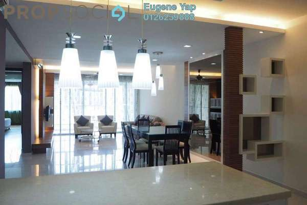 For Rent Condominium at Mont Kiara Meridin, Mont Kiara Freehold Fully Furnished 4R/3B 6k