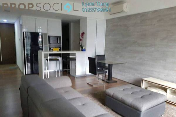For Rent Condominium at The Capers, Sentul Freehold Fully Furnished 2R/2B 2.5k