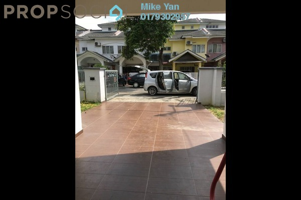 For Rent Terrace at Bandar Country Homes, Rawang Freehold Semi Furnished 5R/3B 1.8k