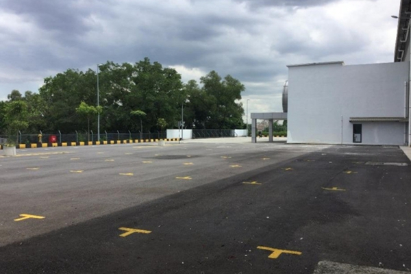 For Sale Factory at Bukit Raja Industrial Park, Klang  Unfurnished 0R/0B 180k