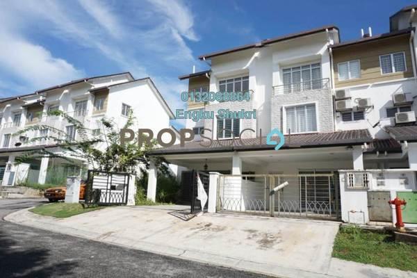 For Sale Terrace at Bandar Nusa Rhu, Shah Alam Leasehold Unfurnished 4R/4B 560k