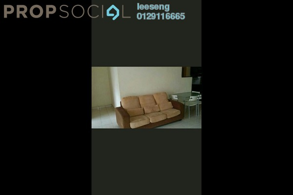 For Rent Terrace at Matisse, Bandar Bukit Raja Freehold Semi Furnished 4R/3B 1k