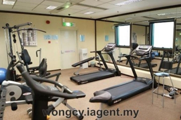 For Rent Office at Faber Tower, Taman Desa  Unfurnished 0R/0B 11.4k
