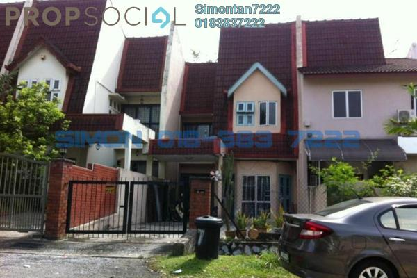 For Sale Terrace at SS19, Subang Jaya Freehold Unfurnished 4R/3B 918k