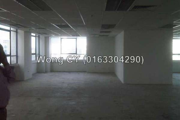 For Rent Office at Wisma AmFirst, Kelana Jaya Leasehold Semi Furnished 0R/0B 14k