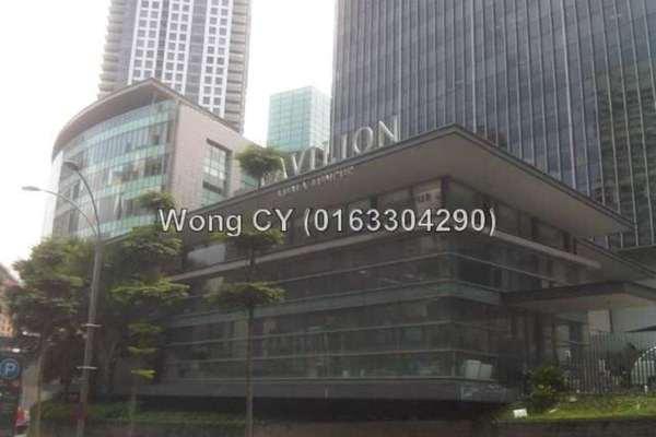 For Rent Office at Pavilion Tower, Bukit Bintang Freehold Unfurnished 0R/0B 888translationmissing:en.pricing.unit