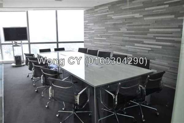 For Rent Office at The Gardens, Mid Valley City Freehold Unfurnished 0R/0B 888translationmissing:en.pricing.unit