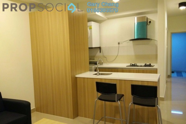 For Rent Condominium at Pacific Place, Ara Damansara Leasehold Semi Furnished 1R/1B 1.5k