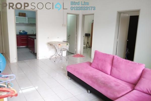 For Rent Condominium at Green Acre Park, Bandar Sungai Long Freehold Semi Furnished 3R/2B 1.23k