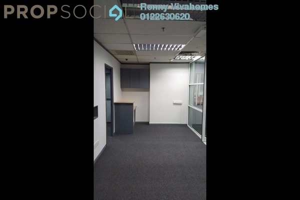 For Rent Office at Wisma UOA II, KLCC Freehold Fully Furnished 2R/0B 4.9k