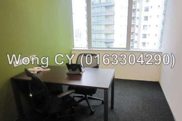 For Rent Office at Plaza Sentral, KL Sentral Freehold Unfurnished 0R/0B 888translationmissing:en.pricing.unit