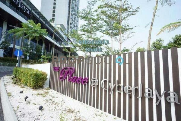 For Sale SoHo/Studio at The Place, Cyberjaya Freehold Fully Furnished 3R/1B 360k