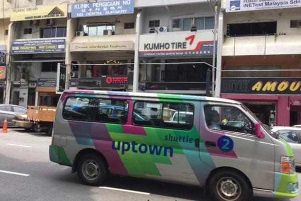For Rent Office at Damansara Uptown, Damansara Utama Freehold Unfurnished 0R/0B 40.9k