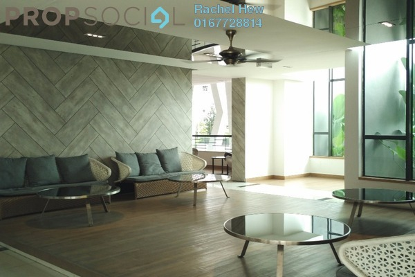 For Rent Condominium at The Z Residence, Bukit Jalil Freehold Fully Furnished 3R/2B 2.2k