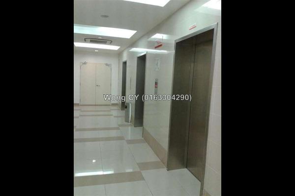 For Rent Office at V Square, Petaling Jaya Leasehold Unfurnished 0R/0B 12.8k