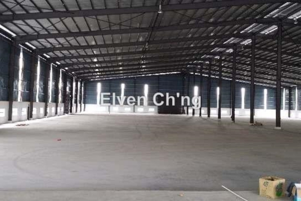 For Sale Factory at Telok Mengkuang, Telok Panglima Garang Freehold Unfurnished 0R/0B 9.0百万