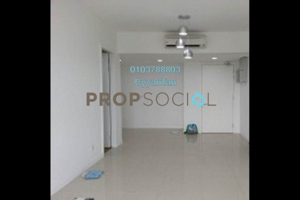 For Rent Condominium at Azelia Residence, Bandar Sri Damansara Freehold Semi Furnished 2R/2B 2k