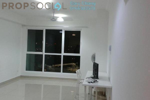 For Rent Condominium at Pacific Place, Ara Damansara Leasehold Semi Furnished 1R/1B 1.35k