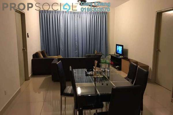 For Rent Condominium at Pacific Place, Ara Damansara Leasehold Fully Furnished 3R/2B 2.3k