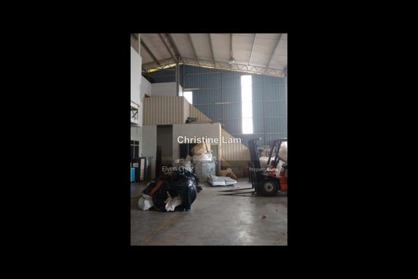 For Sale Factory at Kota Kemuning Industrial Park, Kota Kemuning Freehold Unfurnished 0R/0B 3m