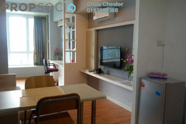 For Rent Condominium at Parkview, KLCC Freehold Fully Furnished 1R/1B 2.2k