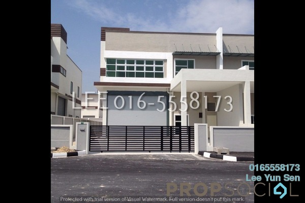 For Rent Factory at IGB International Industrial Park, Ipoh Freehold Unfurnished 0R/4B 3k