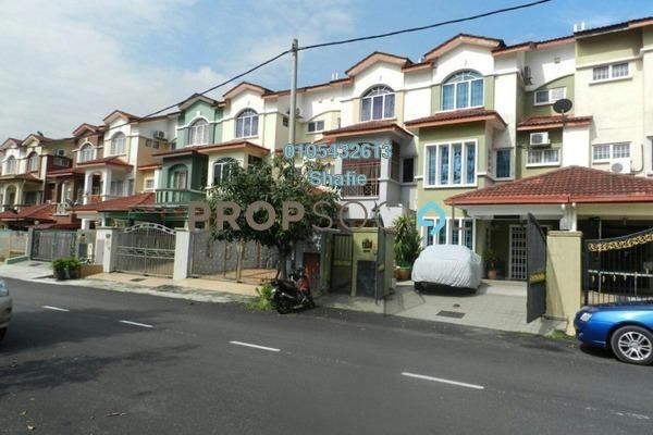 For Sale Terrace at Section 1, Bandar Mahkota Cheras Freehold Semi Furnished 5R/4B 750k