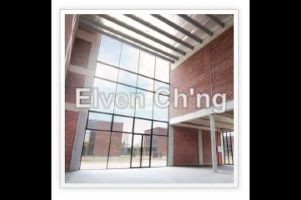 For Rent Factory at Bukit Kemuning Industrial Park, Kota Kemuning  Unfurnished 0R/0B 15k