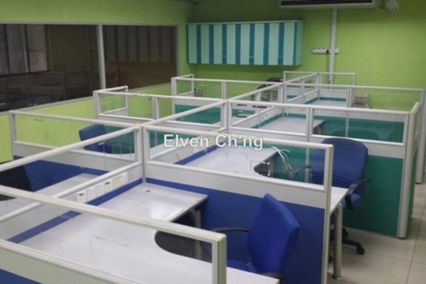 For Rent Factory at Kota Kemuning Industrial Park, Kota Kemuning Freehold Unfurnished 0R/0B 22k