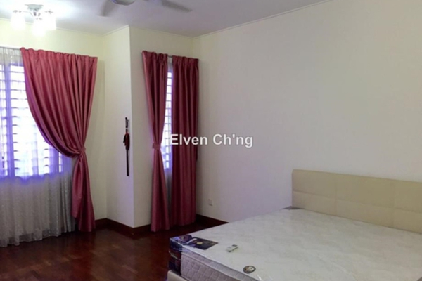 For Rent Terrace at Lagoon Homes, Kota Kemuning Freehold Semi Furnished 4R/4B 2.2k