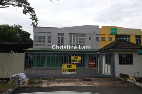 For Rent Factory at Kota Kemuning Industrial Park, Kota Kemuning Freehold Unfurnished 0R/0B 9k
