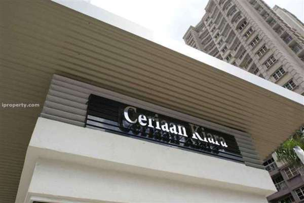 For Sale Condominium at Ceriaan Kiara, Mont Kiara Freehold Fully Furnished 4R/4B 1.05m