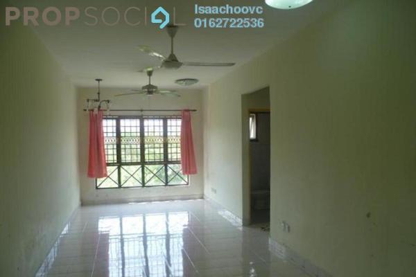 For Rent Apartment at Taman LTAT, Bukit Jalil Freehold Semi Furnished 3R/2B 1k