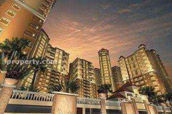 For Rent Condominium at Hartamas Regency 1, Dutamas Freehold Fully Furnished 3R/2B 2.9k