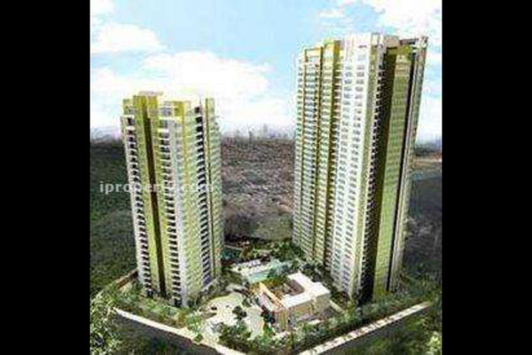 For Rent Condominium at Tiffani Kiara, Mont Kiara Freehold Fully Furnished 1R/2B 3.5k