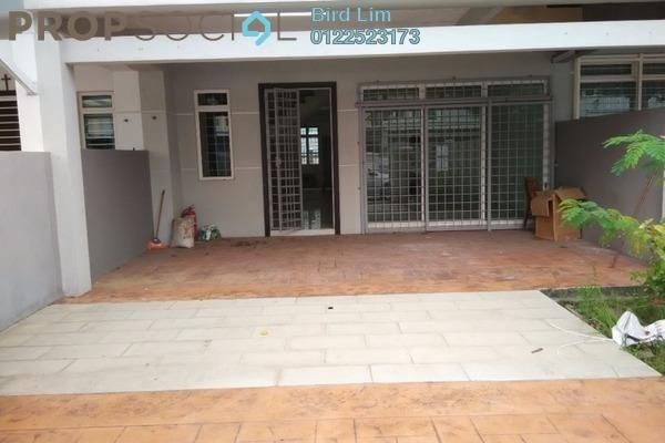 For Sale Terrace at Taman Kajang Utama, Kajang Freehold Unfurnished 4R/3B 736k