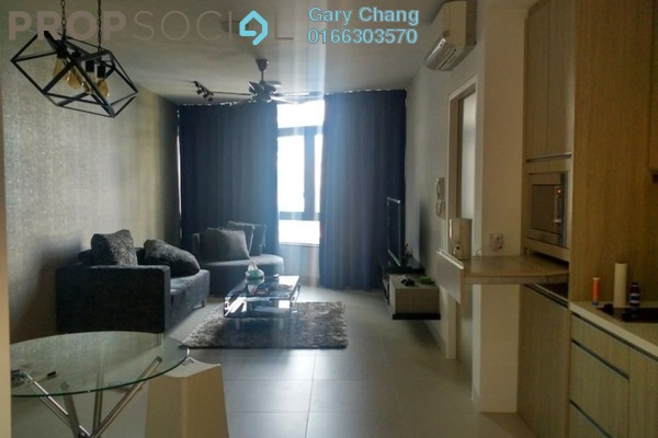 For Rent Condominium at Pacific Place, Ara Damansara Leasehold Fully Furnished 1R/1B 2.3k
