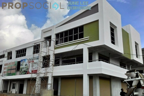 For Sale Shop at Bandar Mingo, Beaufort Leasehold Unfurnished 0R/0B 666k