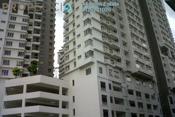 For Sale Condominium at Pelangi Damansara Sentral, Mutiara Damansara Leasehold Semi Furnished 2R/2B 475k